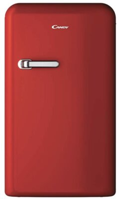 Candy DIVO CKRTOS 544RH - Migliore frigorifero Candy monoporta per colore rosso acceso