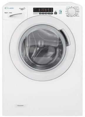 Candy GVS34 125D3 2-01 - Migliore lavatrice Candy 5 kg per design ultra slim