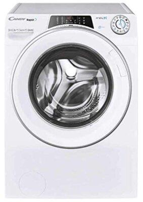 Candy Rapido' RO 1294DXHS5 1-S - Migliore lavatrice da 9 kg per set completo di programmi rapidi