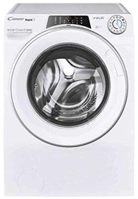 Candy Rapido' RO14104DXHS5 1-S - Migliore lavatrice da 10 kg per programmi rapidi