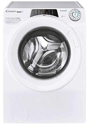 Candy Rapido' RO4 1274DXH5 S - Migliore lavatrice Candy 7 kg per programmi rapidi