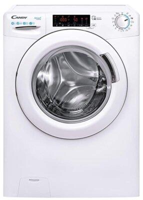 Candy SMART CS 1410TXME 1-S - Migliore lavatrice da 10 kg per programmi lana e stiro facile