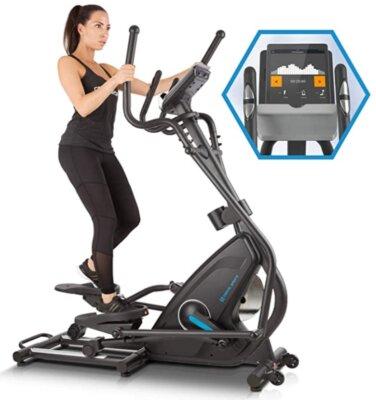 Capital Sports - Migliore cyclette ellittica multimediale