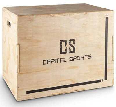 Capital Sports - Migliore jump box in compensato