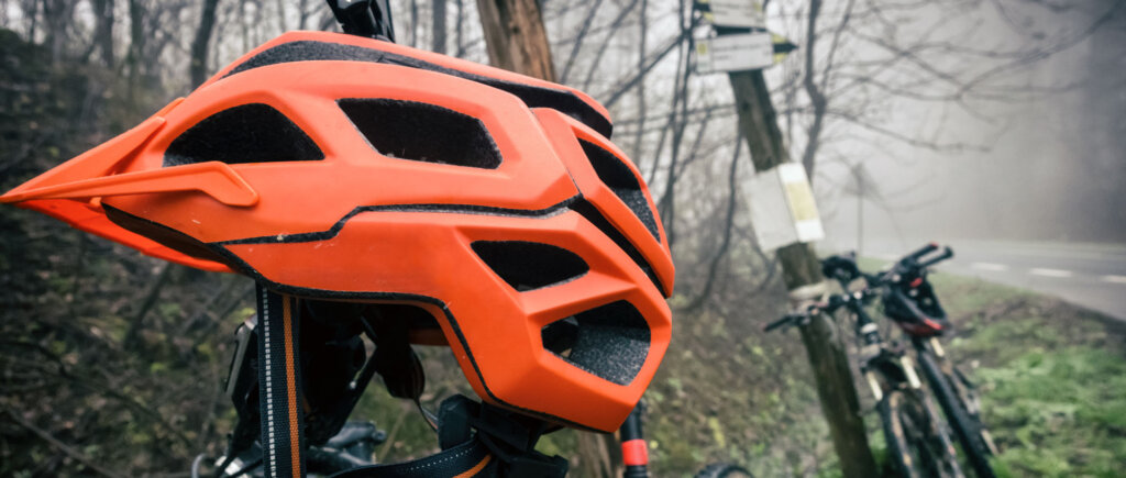 Casco per bici