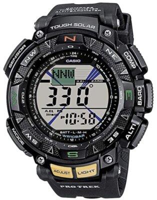 Casio - Migliore orologio GPS da montagna per bussola digitale e funzione solare