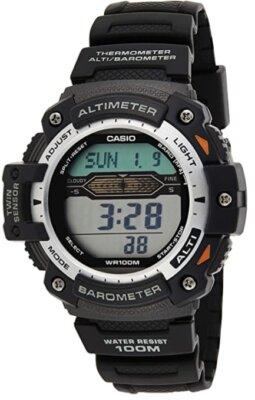 Casio - Migliore orologio GPS da montagna per resistenza alle basse temperature