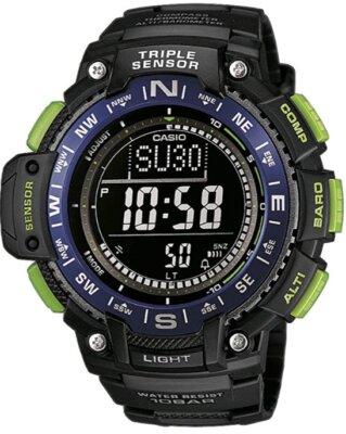 Casio - Migliore orologio GPS da montagna per resistenza altitudine fino a 10.000 m