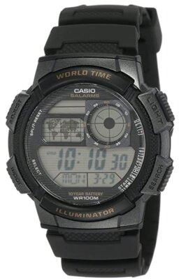 Casio - Migliore orologio GPS da montagna per resistenza batteria