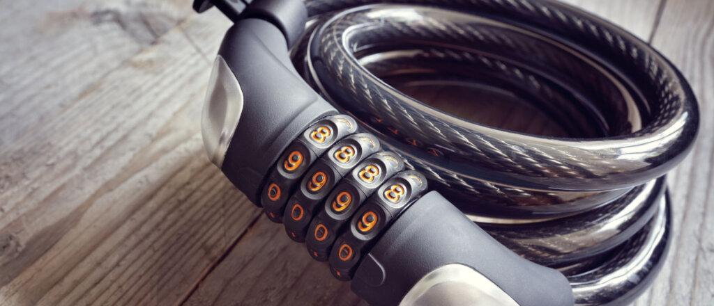 catena antifurto per bici