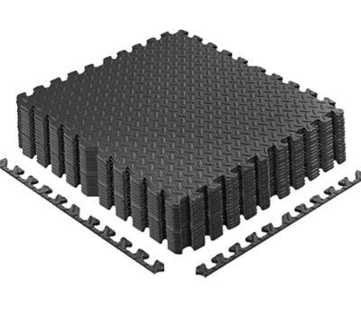 CCLIFE - Migliore pavimento in gomma per palestra per spessore 1 cm