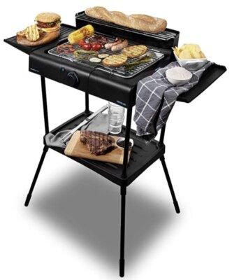 Cecotec - Migliore barbecue elettrico per supporti e ripiani