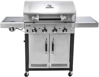 Char-Broil - Migliore barbecue americano pe 4 fuochi