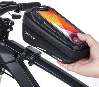 Chiclew - Migliore borsa piccola per bici per design universale