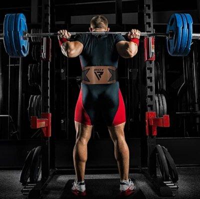 cinture per il sollevamento pesi