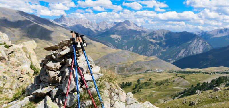 classifica dei migliori bastoncini da trekking