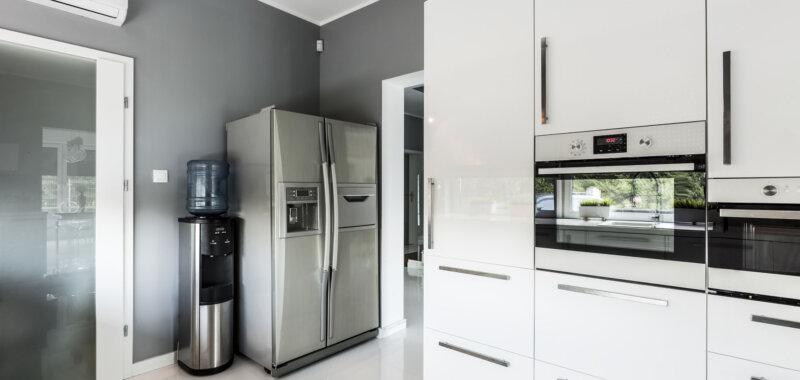 Classifica dei migliori frigoriferi americani side by side