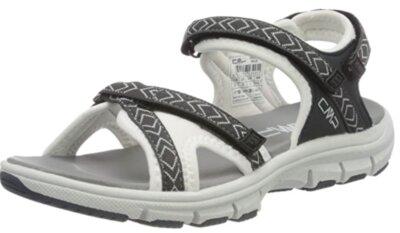 CMP - DONNA - Migliori sandali da trekking per colore nero antracite