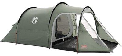 Coleman - Migliore tenda da campeggio a tunnel compatta per tre persone