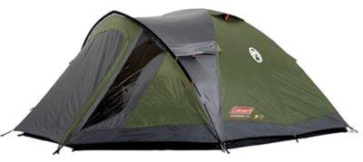 Coleman - Migliore tenda da campeggio per alette di ventilazione