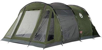 Coleman - Migliore tenda da campeggio per doppio ingresso