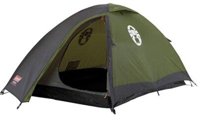 Coleman - Migliore tenda da campeggio per utili accessori