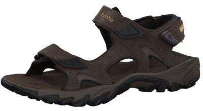 Columbia - UOMO - Migliori sandali da trekking per suola anatomica