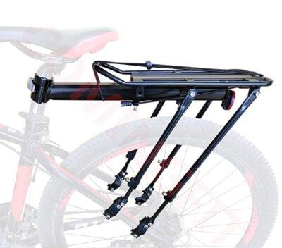 Comingfit - Migliore portapacchi per bici per portata massima 80 kg