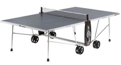 Cornileau - Migliore tavolo da ping pong professionale in laminato in resina grigio