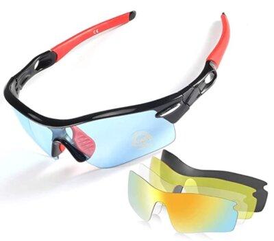 Crazy Fire - Migliori occhiali da running per un uso prolungato