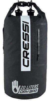 Cressi - Migliore sacca stagna per spallacci rimovibili