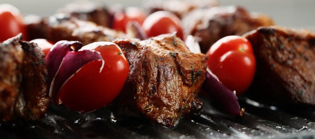 Cucinare con il barbecue elettrico