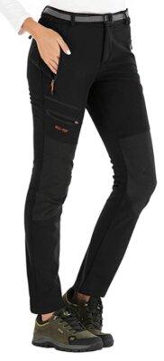 DAFENP - Migliori pantaloni da trekking da donna invernali
