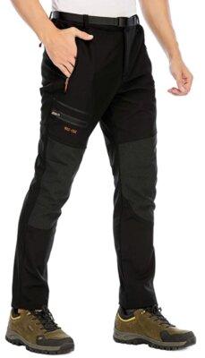 DAFENP - Migliori pantaloni da trekking per membrana impermeabile e antivento