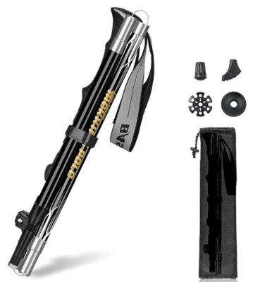 Dasiautoem - Migliori bastoncini da nordic walking per acciaio al carbonio