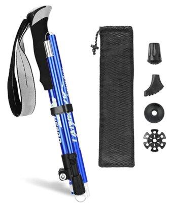 Dasiautoem - Migliori bastoncini da nordic walking per adattabilità ad ogni corporatura