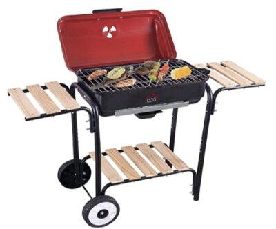 DCG - Migliore piastra barbecue elettrico per ripiani in legno