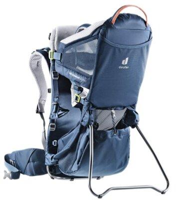 Deuter - Migliore zaino porta bambino da montagna per leggerezza