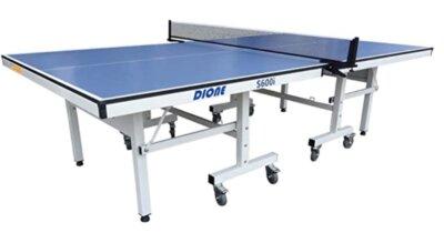 Dione - Migliore tavolo da ping pong professionale per profilo quadrato