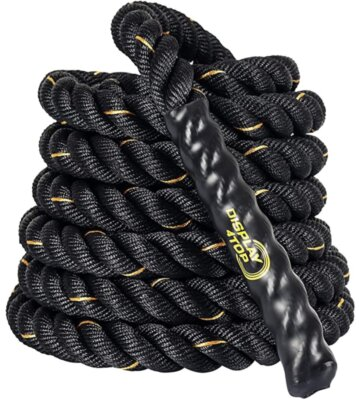 Display4top - Migliore corda battle rope per nylon a 3 fili