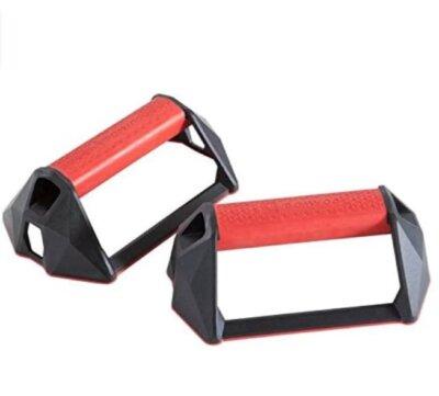 Domyos - Migliori push up bars per manico in polipropilene