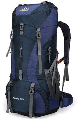 Doshwin - Migliore zaino da trekking per capacità 70+5 litriV