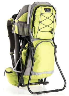Dromader - Migliore zaino porta bambino da montagna per sistema 3D OPIT-FIT