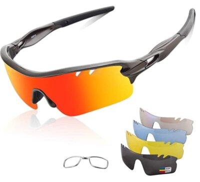 DUDUKING - Migliori occhiali da running per comfort