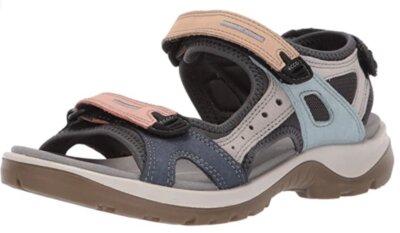 Ecco - DONNA - Migliori sandali da trekking multicolor