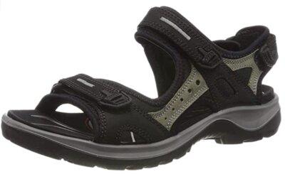 Ecco - DONNA - Migliori sandali da trekking per pelle nabuk