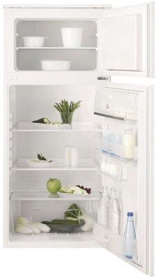 Electrolux EJN 2001 AOW - Migliore frigorifero Electrolux incasso per grandezza cassetto frutta e verdura