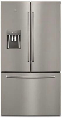 Electrolux EN6086MOX - Migliore frigorifero americano side by side per congelatore in basso