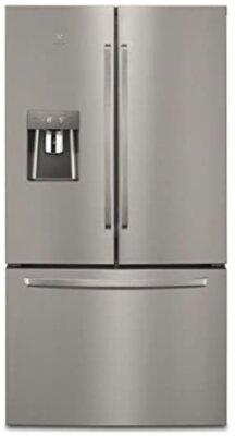 Electrolux EN6086MOX - Migliore frigorifero Electrolux side by side per dispenser acqua e produzione ghiaccio Twist and Ice
