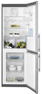 Electrolux RN3453OOX - Migliore frigorifero Electrolux combinato per famiglie fino a 4 persone